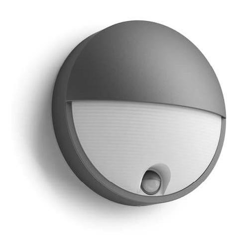 PHILIPS venkovní LED svítidlo Capricorn se senzorem; antracit (16456/93/16)