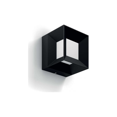 PHILIPS venkovní LED svítidlo Parterre; černá (16480/30/P0)