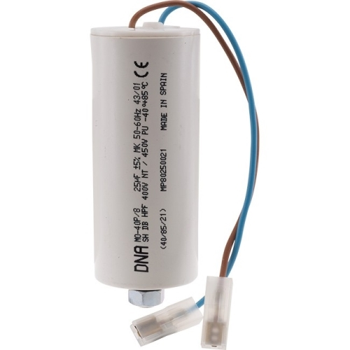 DNA kondenzátor 18 µF kompenzační  LCP0180021; úchyt na šroub