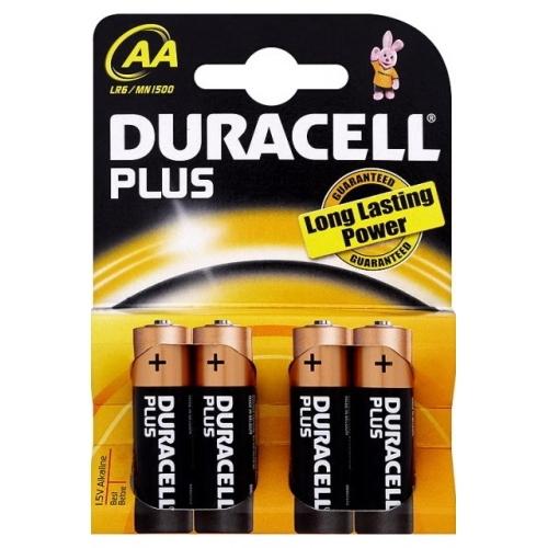 DURACELL AA Plus baterie tužková ; MN1500/LR6