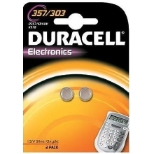 DURACELL baterie do hodinek 357/303