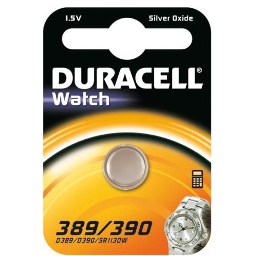 DURACELL baterie do hodinek 389/390 balení: 1ks v blistru