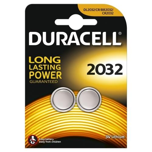 DURACELL baterie lithiová CR2032/DL2032 ; BL2