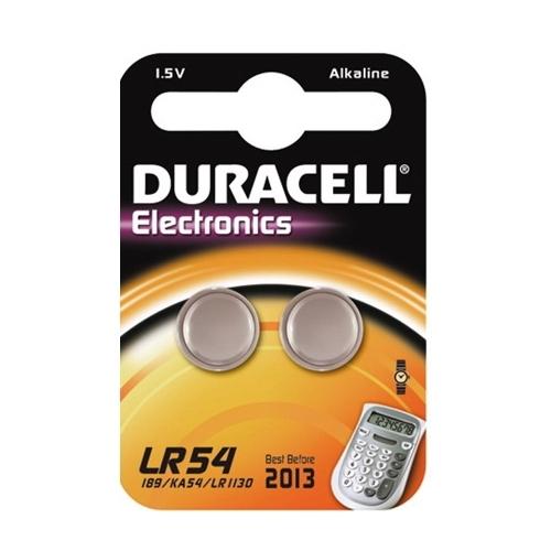 DURACELL baterie speciální LR54