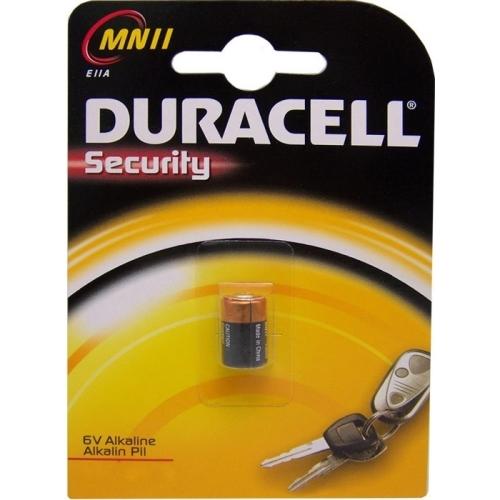 DURACELL baterie speciální MN11 Security