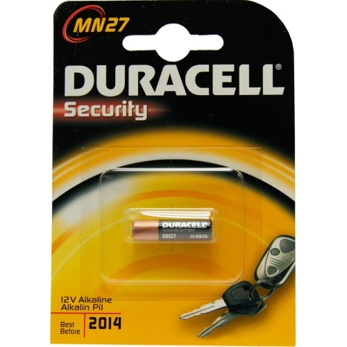 DURACELL baterie speciální MN27 Security
