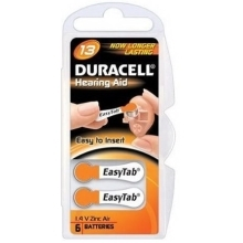 DURACELL Hearing Aid ZA13 baterie do naslouchadel
