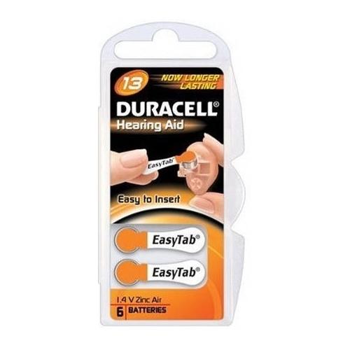 DURACELL Hearing Aid ZA13 baterie do naslouchadel