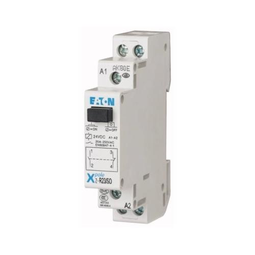 EATON instalační relé 230V; Z-RE230/SO 265197 1Zap 1Vyp