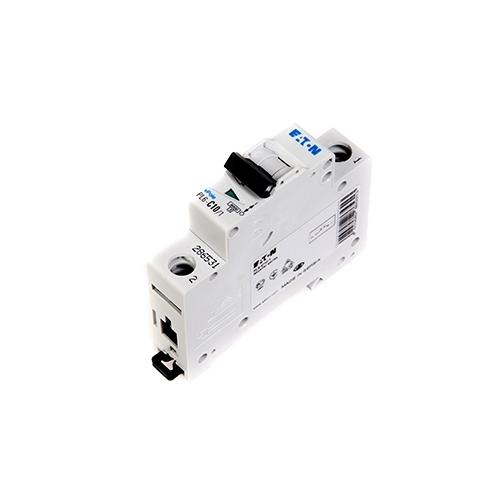 EATON jistič 1P 10A C 6kA 230V; PL6-C10/1 286531 pro motory