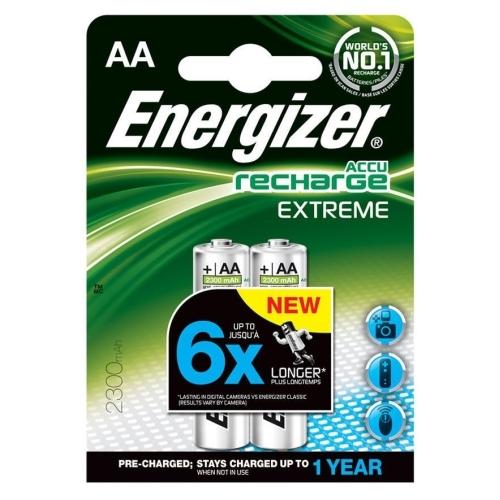 ENERGIEZER baterie nabíjecí EXTREME 2300mAh AA