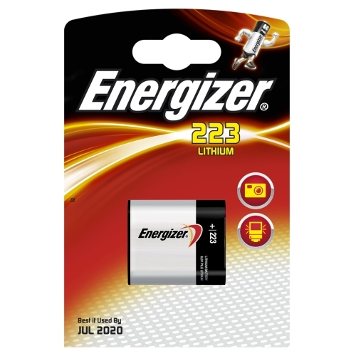 ENERGIZER 223 baterie do fotoaparátu EL223AP