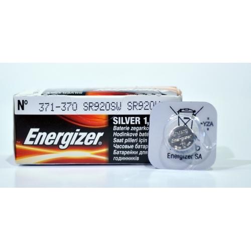 ENERGIZER baterie do hodinek 371/370 balení: 1ks v blistru