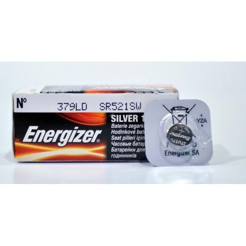 ENERGIZER baterie do hodinek 379 balení: 1ks v blistru