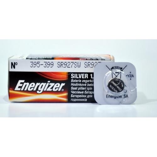 ENERGIZER baterie do hodinek 395/399 balení: 1ks v blistru