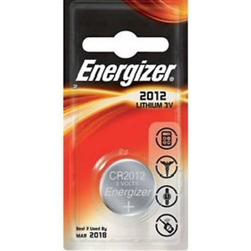 ENERGIZER baterie lithiová-knofliková CR2012