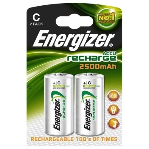 ENERGIZER baterie nabíjecí POWER PLUS C ; 2200mAh