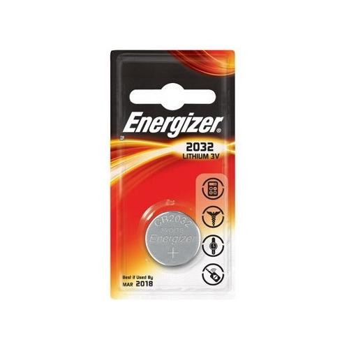 ENERGIZER CR2032  lithiová baterie knoflíková; 1ks v blistru