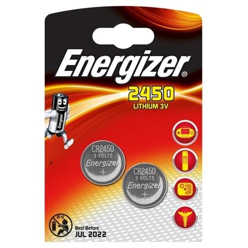 ENERGIZER CR2450 lithiová baterie knoflíková