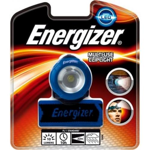 Energizer svítilna čelová Multi-use cliplight