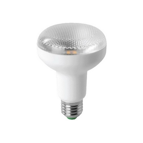 MEGAMAN E27 R63 7.5W 2800K 600lm/90° náhrada 48W; LED žárovka-reflektor LR2407.5
