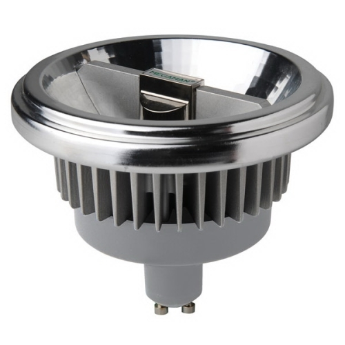 MEGAMAN GU10 15W 2800K 950lm/24° náhrada 75W; LED reflektor AR111 Dim LR1615d