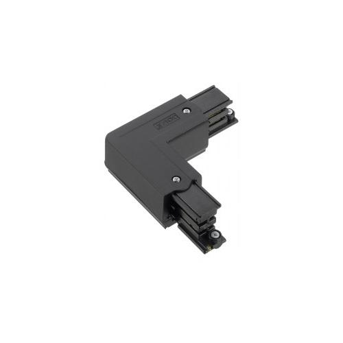 Nord.Alum. konektor vnější L XTS35-2  k GlobalTrac ; černý