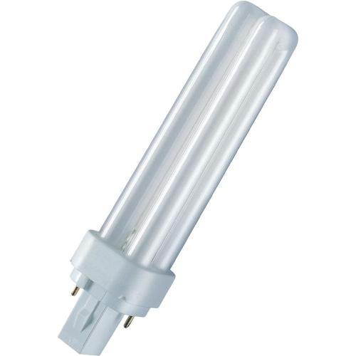 OSRAM DULUX D G24d-1 10W/840 úsporná žárovka