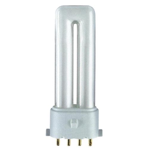OSRAM DULUX S/E 2G7 7W/830 úsporná žárovka