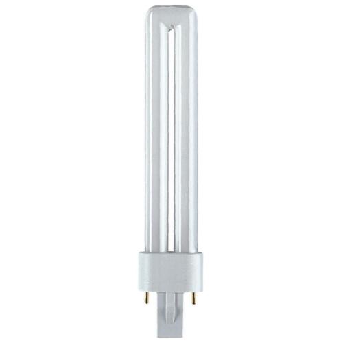 OSRAM DULUX S G23 09W/78 (UVA) úsporná žárovka ultrafialová