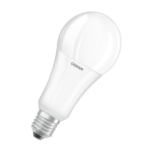 OSRAM E27 20W 2700K 2452lm náhrada 150W ; LED žárovka A67