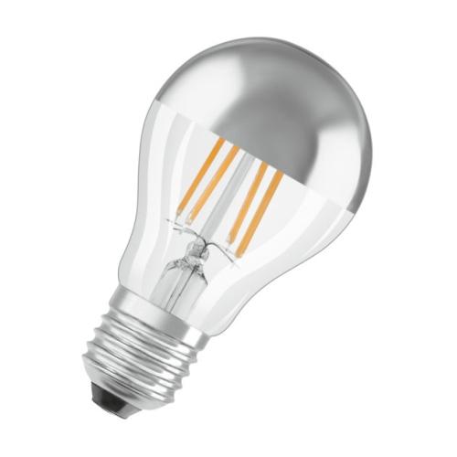 OSRAM E27 7W 2700K 650lm náhrada 51W ; LED žárovka A60