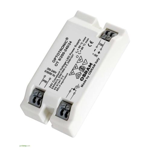 OSRAM napáječ LED pásky 8W/200-240V/24V IP20 OPTOTRONIC