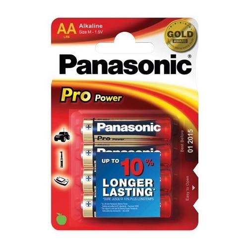 PANASONIC AA ProPower baterie tužková ; LR06