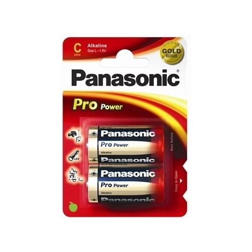 PANASONIC C ProPower baterie malý monočlánek ; LR14