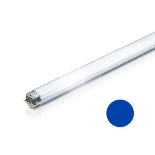 PHILIPS 18W/18 G13 TL-D modrá zářivka lineární
