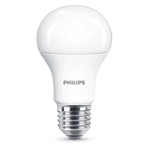 PHILIPS E27 11.5W 2700K 1055lm náhrada 75W;LED žárovka A60 Dim
