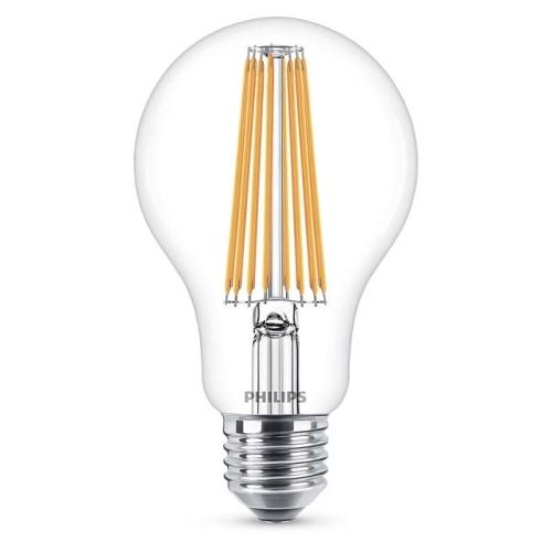 PHILIPS E27 11W 2700K 1521lm náhrada 100W ; LED žárovka A70
