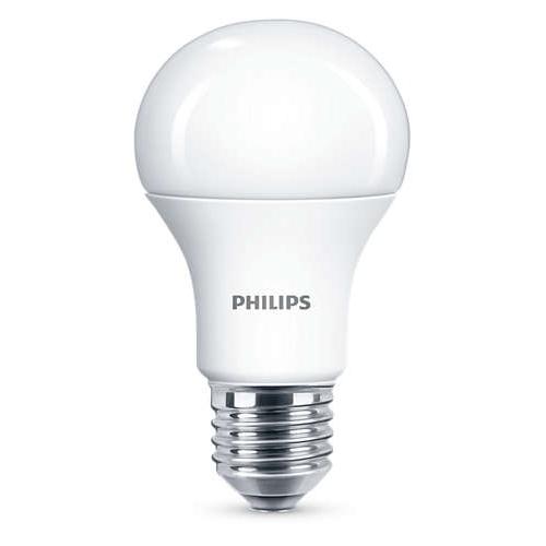 PHILIPS E27 13W 4000K 1521lm náhrada 100W; LED žárovka A60 NonDim