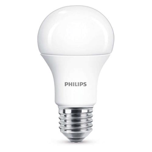 PHILIPS E27 13W 6500K 1521lm náhrada 100W; LED žárovka A60 NonDim