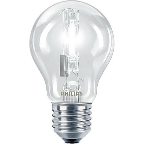 PHILIPS EcoClassic E27 105W 230V A55  halogenová žárovka
