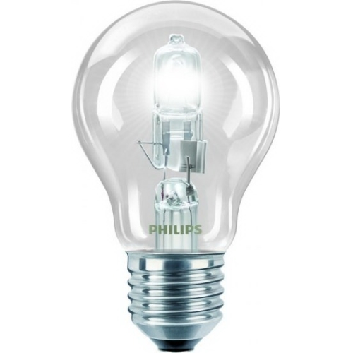 PHILIPS EcoClassic E27 28W 230V A55  halogenová žárovka