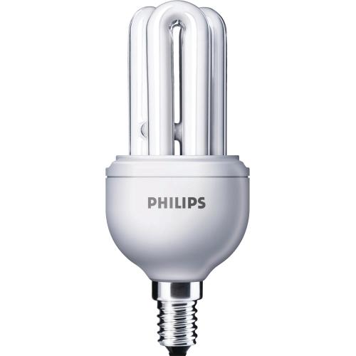 PHILIPS GENIE E14 11W/827 úsporná žárovka
