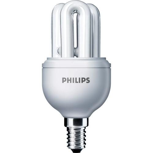 PHILIPS GENIE E14 8W/865 úsporná žárovka