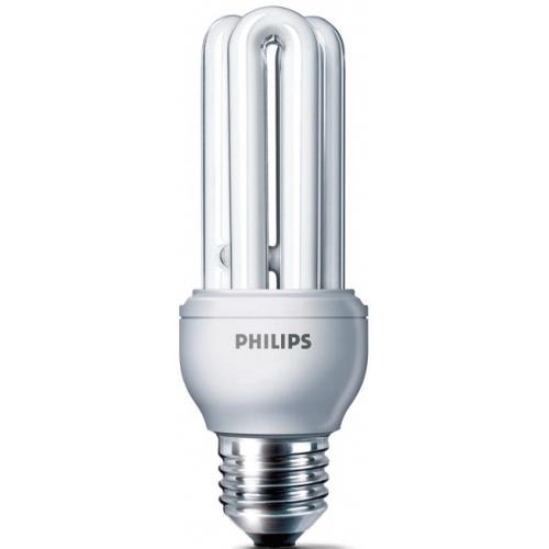 PHILIPS GENIE E27 11W/827 úsporná žárovka