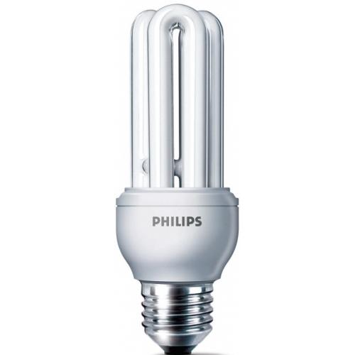 PHILIPS GENIE E27 18W/827 úsporná žárovka
