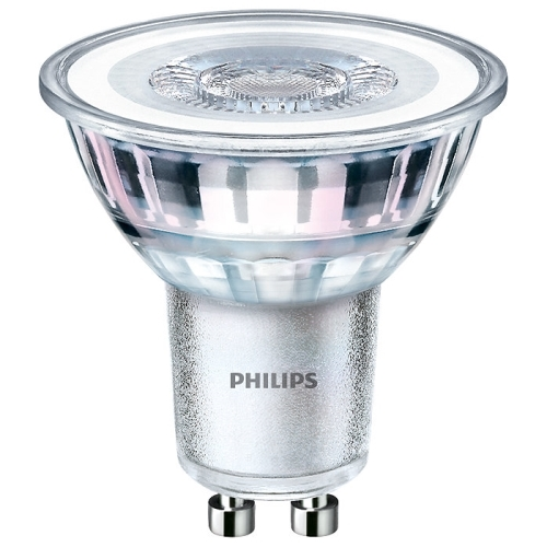 PHILIPS GU10 3.5W 4000K 275lm/36° náhrada 35W; LED reflektor PAR16 NonDim