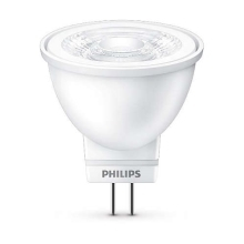PHILIPS GU4 3W 2700K 190lm/36° náhrada 20W; LED reflektor MR11 NonDim