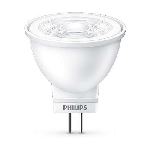 PHILIPS GU4 3W 2700K 190lm/36° náhrada 20W; LED reflektor MR11 NonDim