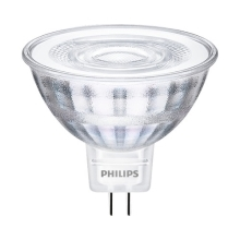 PHILIPS GU5.3 5W 2700K 345lm/36° náhrada 35W; LED reflektor MR16 NonDim